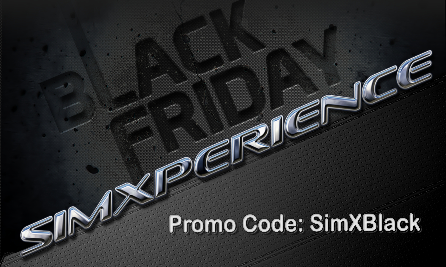 SimXperience Fourth Annual Black Friday Promotion