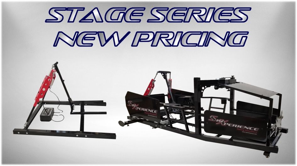 Stage Series Motion System New Pricing