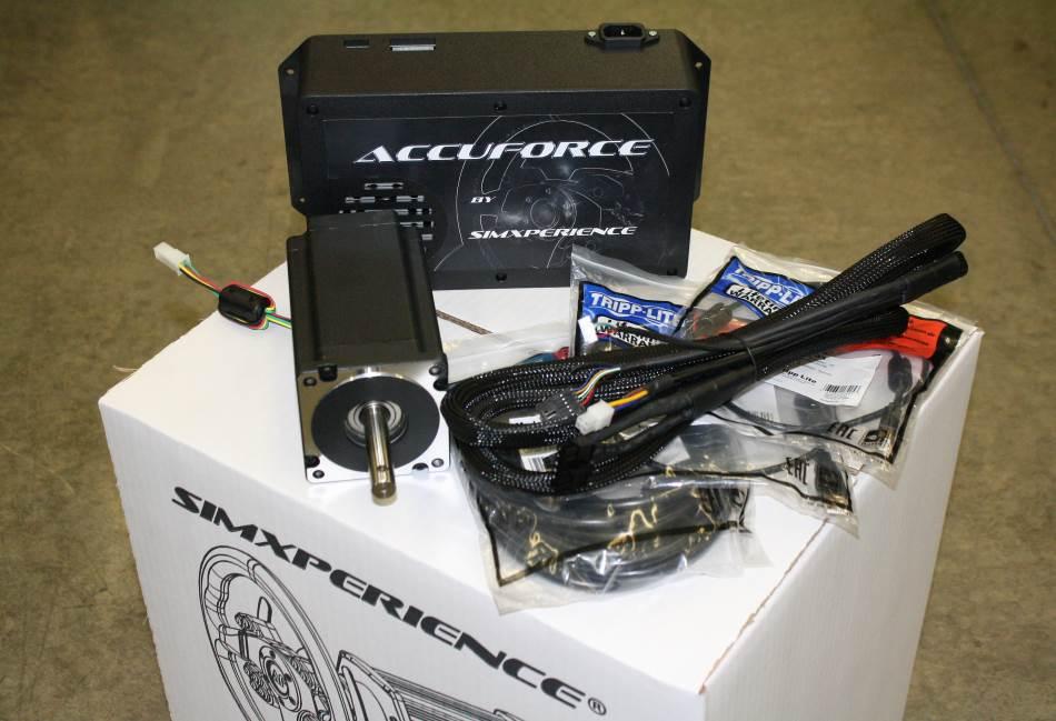 AccuForce DIY Sim Steering Kit | AccuForce DIY Direct Drive Force