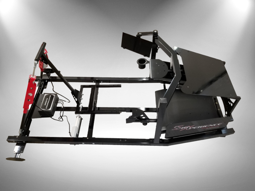 SimXperience Stage 3 Motion Simulator Kit